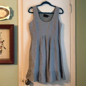 Cynthia Rowley linen mini dress